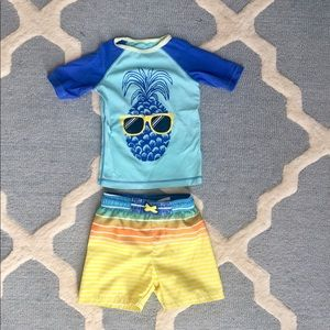 Other - Boy's 3T swim outfit.